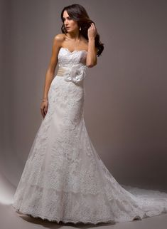 This was my wedding gown - Maggie Sottero Presca Marie Bridal Gown