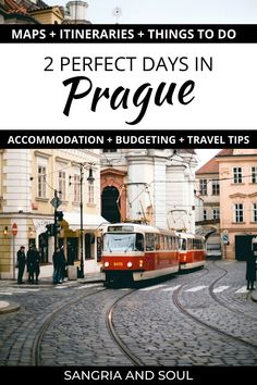 Prague is a beautiful place filled with charm and wonder! Bookmark our Ultimate Prague Travel Guide to know why Prague needs to be on your Bucket List right now! Things to do in Prague | Where to Stay in Prague | What to Eat in Prague | Maps | Travel Tips and more! #prague #praguetravel #czechrepublic #praguetravelguide Prague Map, Visit Prague, Prague Castle, Beautiful Places To Travel, Best Places To Travel, Cool Places To Visit, Cheap Things To Do, Free Things To Do, Top Travel Destinations