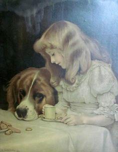 title unknown - Charles Burton Barber (1845 – 1894, English)