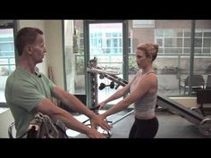 Executive Lifestyles Vancouver: Gravity Workout - Shoulder Exercises - YouTube