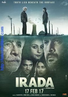 Download Irada 2017 720P Movie . you can download latest hd movies to your all devices. We provides you to latest movies.