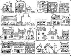 sketch house - Szukaj w Google