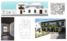 Proyecto para Hotel Emblemático Palacio Ico en Teguise