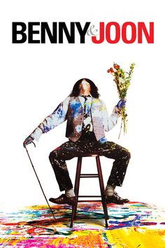 Benny & Joon Movie Poster - Johnny Depp, Mary Stuart Masterson, Aidan Quinn  #BennyJoon, #JohnnyDepp, #MaryStuartMasterson, #AidanQuinn, #JeremiahSChechik, #Comedy, #Art, #Film, #Movie, #Poster