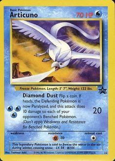 Pokémon the Movie The Power of One Birthday Pikachu, Pokemon Weaknesses, Pokemon 2000, Cool Pokemon Cards, Pokemon Collection, Lugia, Catch Em All, Black Star, Trading Cards