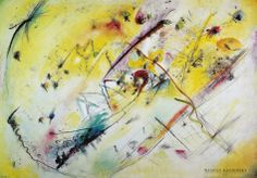 Helles Bild, 1913 Prints by Wassily Kandinsky at AllPosters.com
