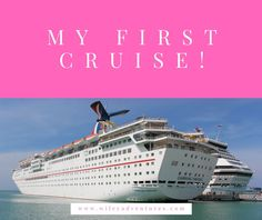 My First Cruise!  Cruise review, carnival cruise, cruise food, buffets, Caribbean travel, vacation, travel planning