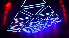 Durante o mesmo período de realização da feira Light + Building em Frankfurt, a cidade e a sua visinha, Offenbach, são invadidas pelo Luminale quando escurece. O festival, iniciado em 2002 em sua oita...
