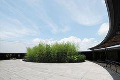 高知県立牧野植物園-牧野富太郎記念館 建築について