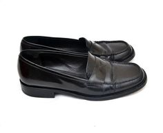 SALE  35% OFF Prada Leather Loafers / US 7.5 by MySunnyStore