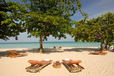Plage Hotel Grand Pineapple Beach Negril - Jamaïque