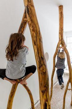 Kita Drachenhöhle Kidergarten on Architizer | Remodelista