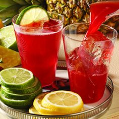 Non-alcholic drink for special family get togethers ~ for those who aren't too keen on alcoholic beverages