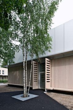 Kälteschrein in Berlin - Biobank von Heide & von Beckerath