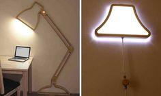 Настенные светильники - Идеи дизайна для вашего дома