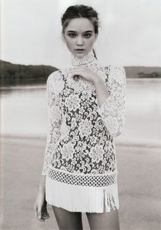 Rosie Tupper photographed by Nicole Bentley: Vogue Australia April 2010