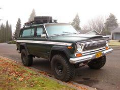 """1977 Jeep Cherokee Chief """"S"""""""