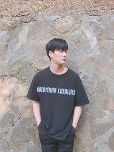 my little sunshine ☀️ Park Jin Woo, Astro Fandom Name, Lee Dong Min, Dear Future Husband, Minhyuk, Yoona, Boyfriend Material, Photo Cards, Boy Groups