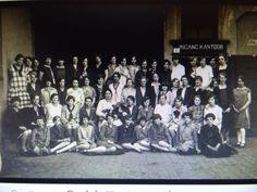 PERSONEEL VOOR HET KANTOOR DE FAAM BREDA 1925