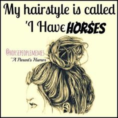 Pretty much #horse #horses #horseoftheday #horsesofinstagram #instahorse #instagramhorses #instapet #petsofinstagram #petoftheday #instagrampets #equestrian #equestrianlife #horsebackriding #horseriding #hair #hairstyle
