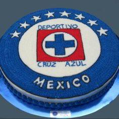 Cake Cruz Azul