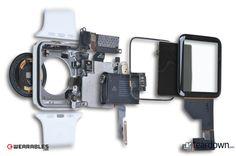 Under the hood: We broke apart the Apple Watch with Teardown.com