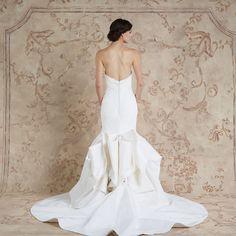 Sareh Nouri fall 2016 wedding dress | itakeyou.co.uk