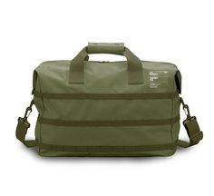 green overnight bag by unit portables ::Roztayger :: Designer Handbags & Accessories