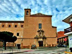 La Puebla de Montalbán. Convento Padres Franciscanos.  Por fotochicho