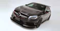 VRS | MERCEDES | A45 AMG Mercedes A45 Amg, Mercedes A Class, Bmw 1 Series, C Class, Car, Automobile, Autos, Cars
