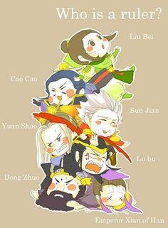 Chibi Dynasty Warriors