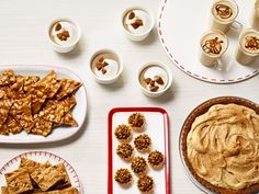50 Gingerbread Treats, including gingerbread coffee cake (11), gingerbread sweet rolls (19), gingerbread cheesecake tart (26), gingerbread apple crisp (30), and gingerbread pudding (33).