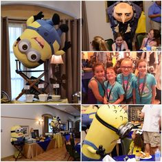 Minion Mayhem at Universal Studios, Orlando