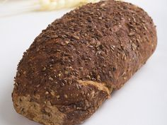 Secrets to the Best Sprouted Whole Wheat Ezekiel Bread Recipe | A tasty bread that's better for you and your body, any way you slice it.