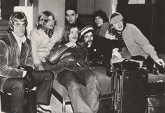 Chicago in Amsterdam December 1969, Photo by Cees de Jong.