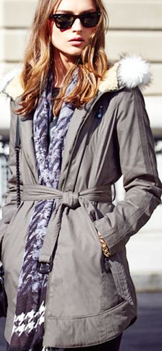 faux fur belted parka http://rstyle.me/n/q2bdvr9te