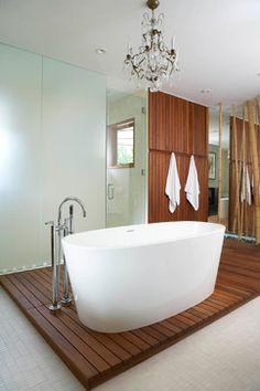 Hogs Hollow - contemporary - bathroom - toronto - SCE Construction Management Inc.