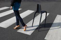 Sgabello Nonò ALMA DESIGN | #design di Stefano Soave