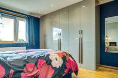 #fittedwardrobes #madetomeasure #bespokebedroomfurniture Made To Measure Wardrobes, Fitted Wardrobes, Living Room Storage, Storage Room, Design Projects, Bedroom Furniture, House Design, Interior Design, Space