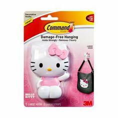 17106 Command(R) Large Hello Kitty Hook