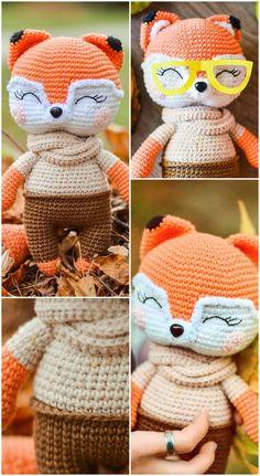 Amigurumi Best Doll Free Crochet Patterns