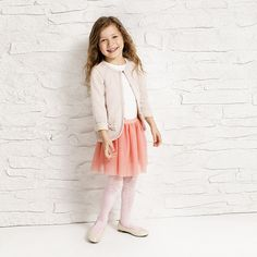 Kız Çocuk Turuncu Etek Tulle, Skirts, Fashion, Moda, Fashion Styles, Tutu, Skirt, Fashion Illustrations, Gowns