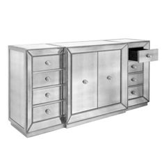Omni Mirrored Buffet From Z Gallerie Home Office FurnitureDining Room