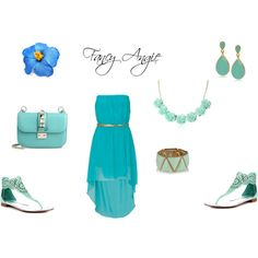 """Fancy Angie"" by wolfangie44 on Polyvore"