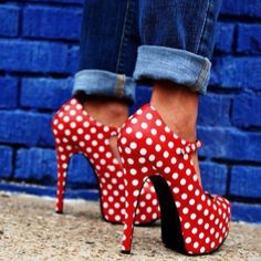 I REALLY love these shoes!!