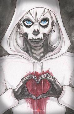 Hobo Hand Heart by ChrisOzFulton.deviantart.com on @deviantART