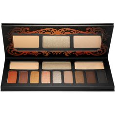 Kat Von D Monarch Eyeshadow Palette (60 CAD) ❤ liked on Polyvore