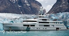CLOUDBREAK Yacht Charter Price - Abeking & Rasmussen Luxury Yacht Charter