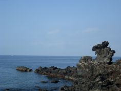 Jeju : Yongduam Rock (Dragon Head Rock)