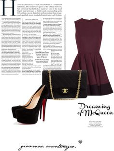 """""""#21"""" by gigimontenegro ❤ liked on Polyvore"""